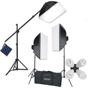 Top 5 Best Lighting Equipment For YouTube Videos And TikTok Videos