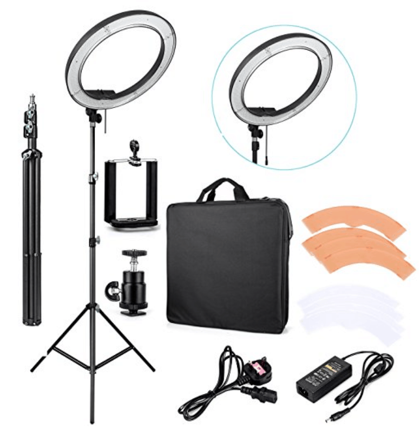 Top 5 Best Ring Lights For Yours Makeup Artists