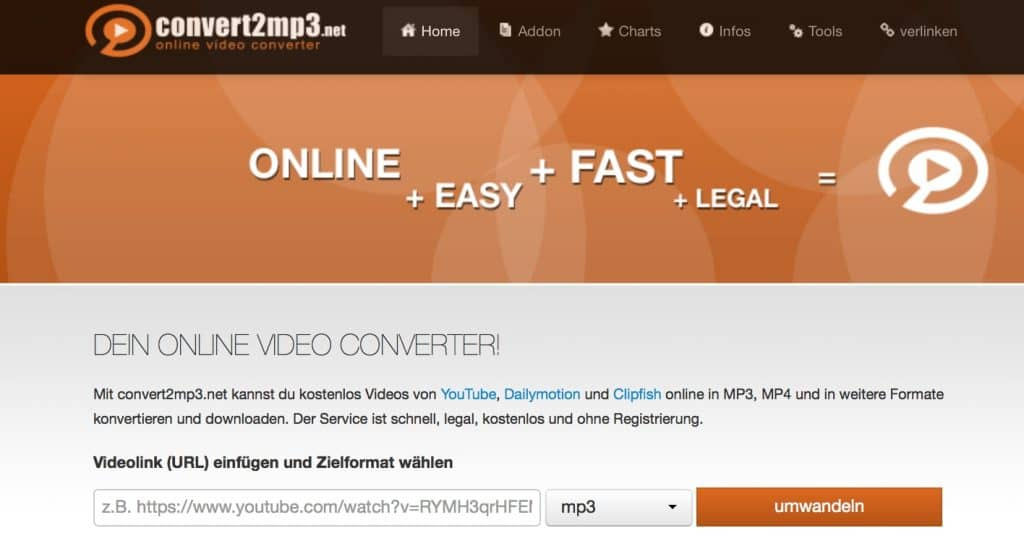convert2mp3 youtube downloard