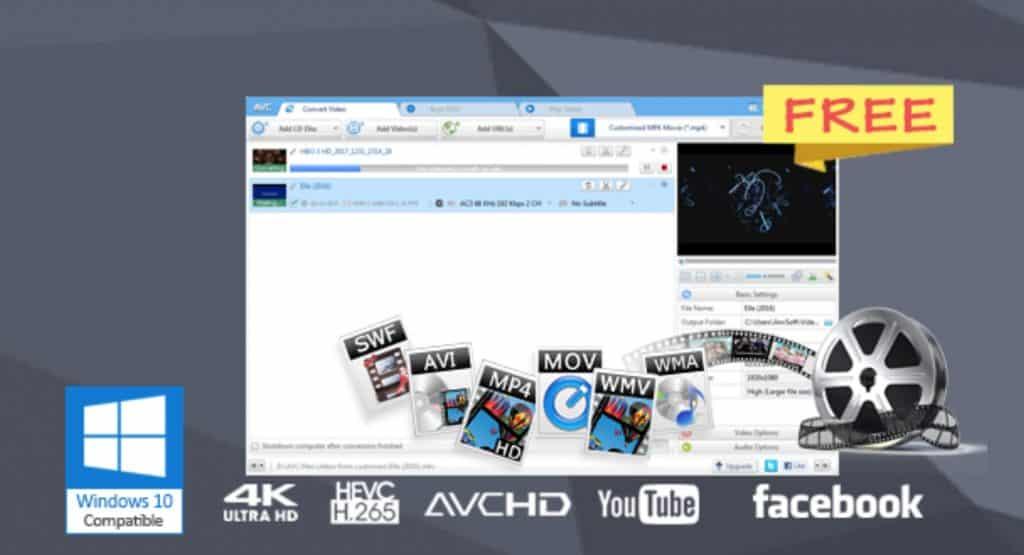 n'importe quel convertisseur vidéo